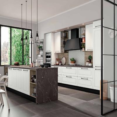 Elba modular kitchen, with...