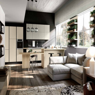 Caprera modular kitchen,...