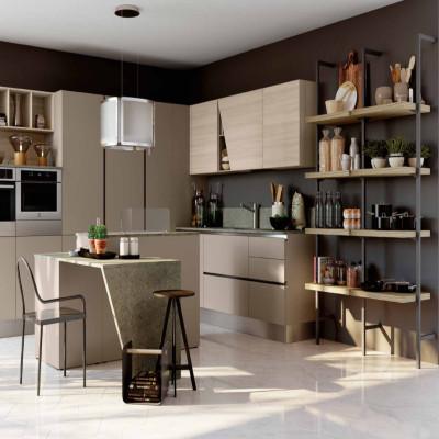 Panarea modular kitchen,...