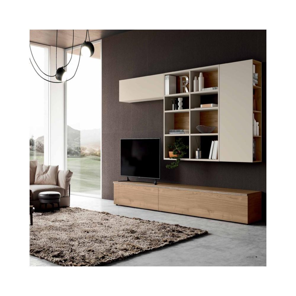 Saturno 300 living room, matt Barley
