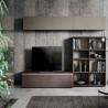 Living room Saturno 302, color Clay,