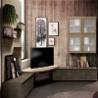 Living room Saturno 320, Burnished