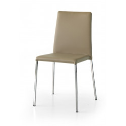 Venus chair in eco-leather,...
