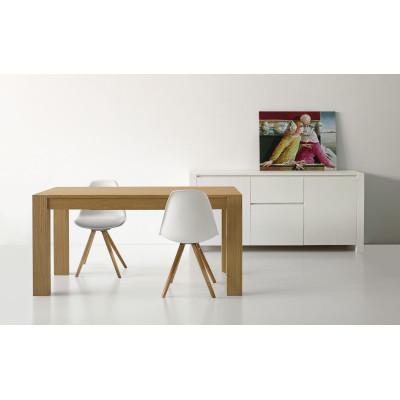 Table extensible Antiparo, avec 2