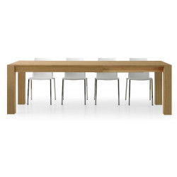 Antiparo extendable table, with 2