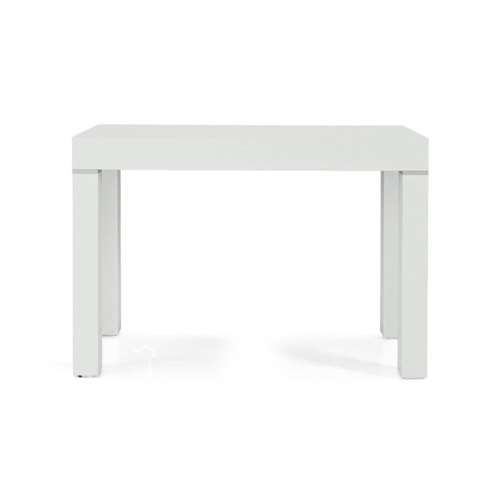 Panarea 3 console table in white ash