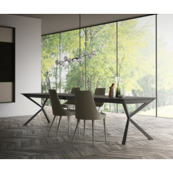 Table extensible Airone 160, design made