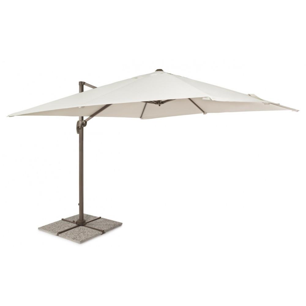 Parapluie Dallas 3x3, structure