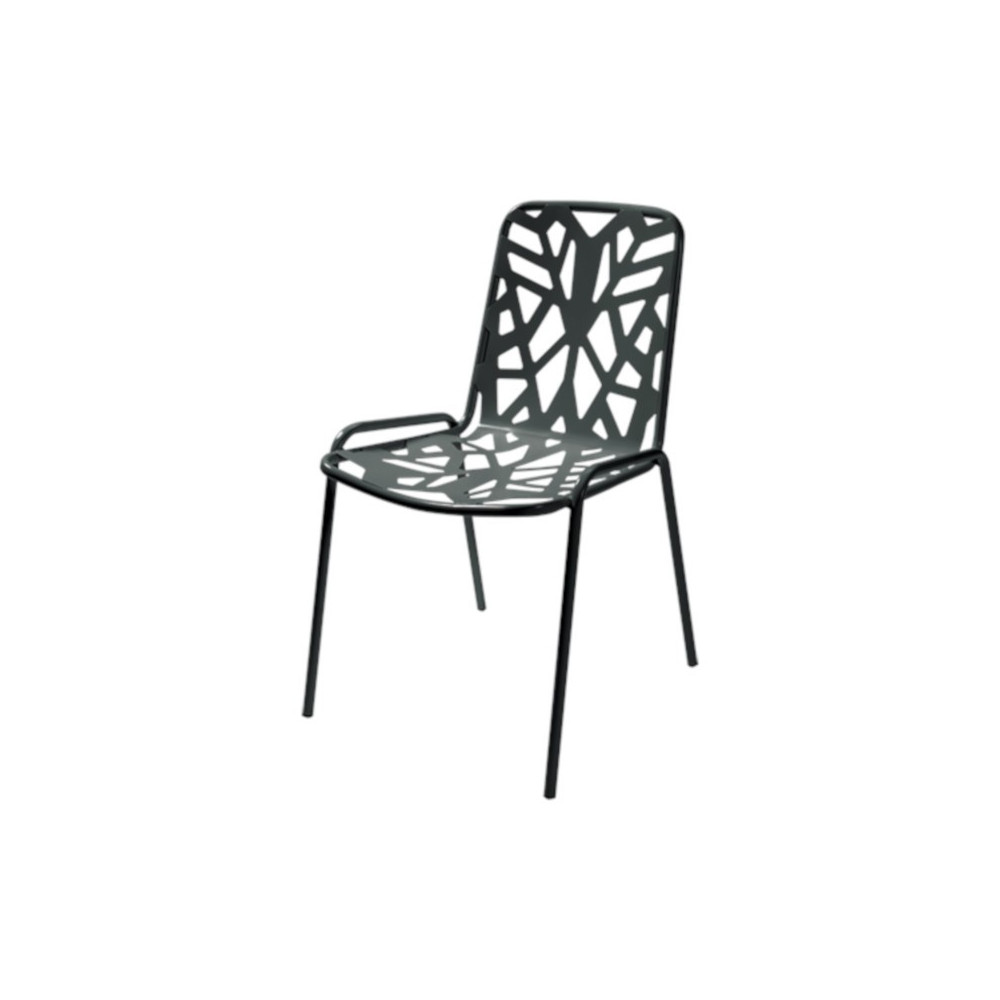 Fancy Leaf 1 outdoor chair, structure,