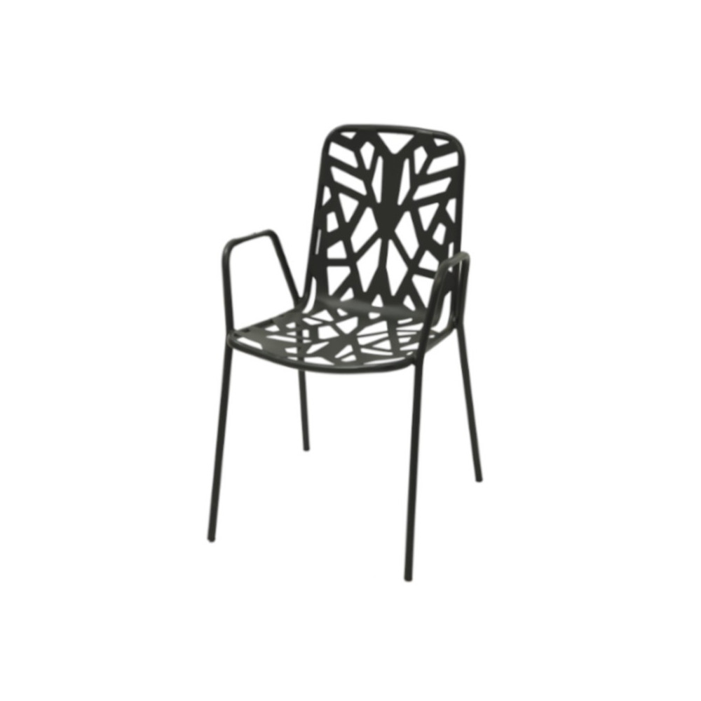 Fancy Leaf 2 outdoor chair with