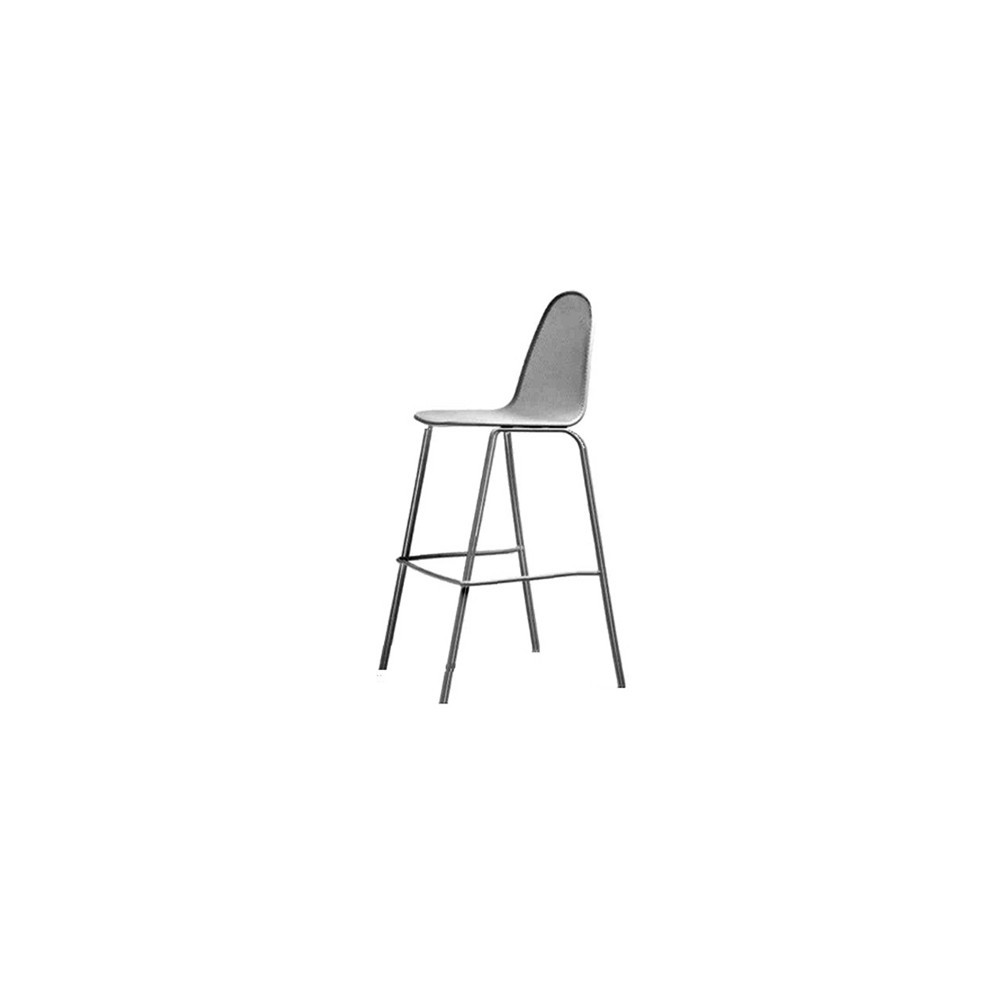 Mirabella 75 outdoor stool seat and back