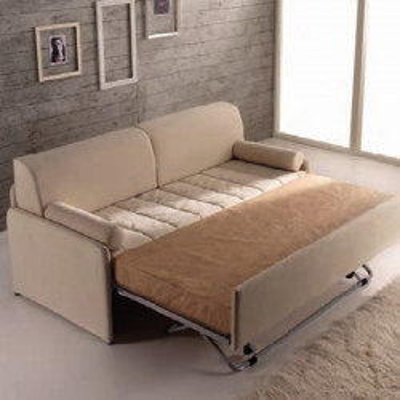 Hopplà Clochard sofa bed with iron