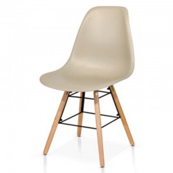 Livorno chair with seat in...