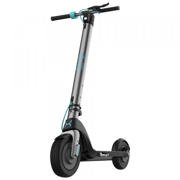 Trottinette électrique Bongo Serie A 700 W avec batterie amovible et interchangeable jusqu'à 20 km d'autonomie