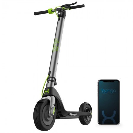 Bongo Serie A Connected 700 W electric scooter with removable and interchangeable battery up to 25 km of autonomy