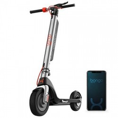 Trottinette électrique Bongo Serie A Advance Connected 700 W avec jusqu'à 35 km d'autonomie et application pour appareils mobile