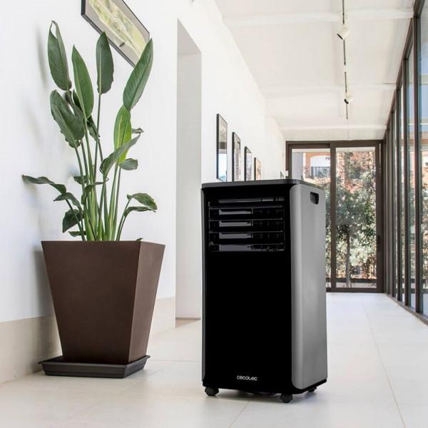 ForceClima 9150 Heating condizionatore portatile freddo/caldo 4 in 1, 2270 capacità frigorifere (9000 BTU)
