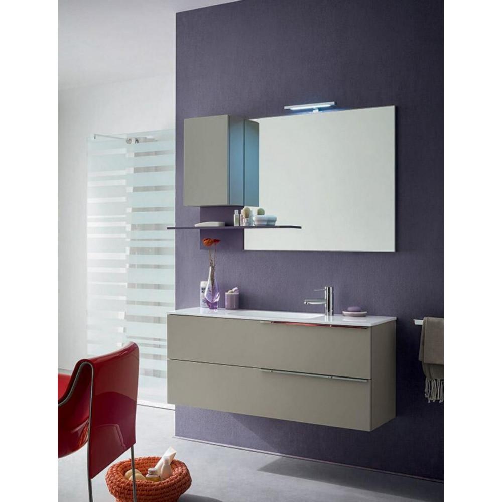 Salle de bain Boris, profondeur 35 cm,