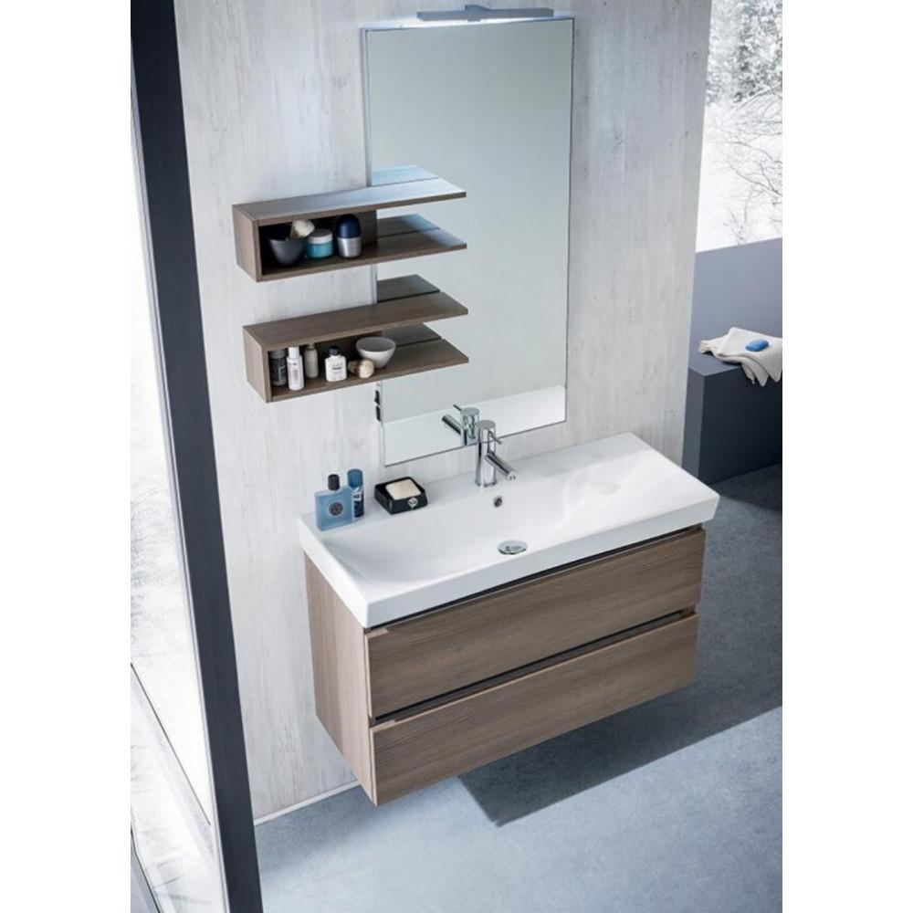 Ivo bathroom, space-saving, depth 35 cm,