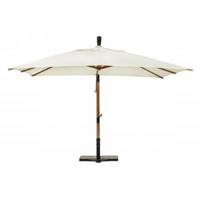 Capua arm umbrella, 3X3...