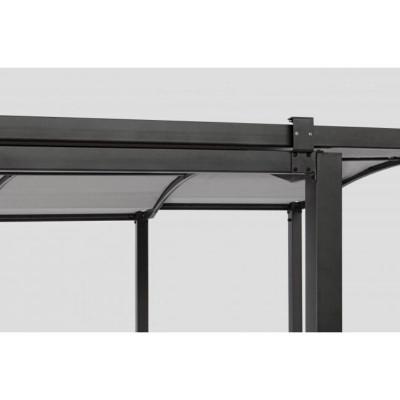 Nolan gazebo with steel structure,