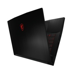 "MSI Gaming GF63 10SCSR-027IT Thin Nero Computer portatile 39,6 cm (15.6"") 1920 x 1080 Pixel Intel® Core™ i7 di decima generaz"