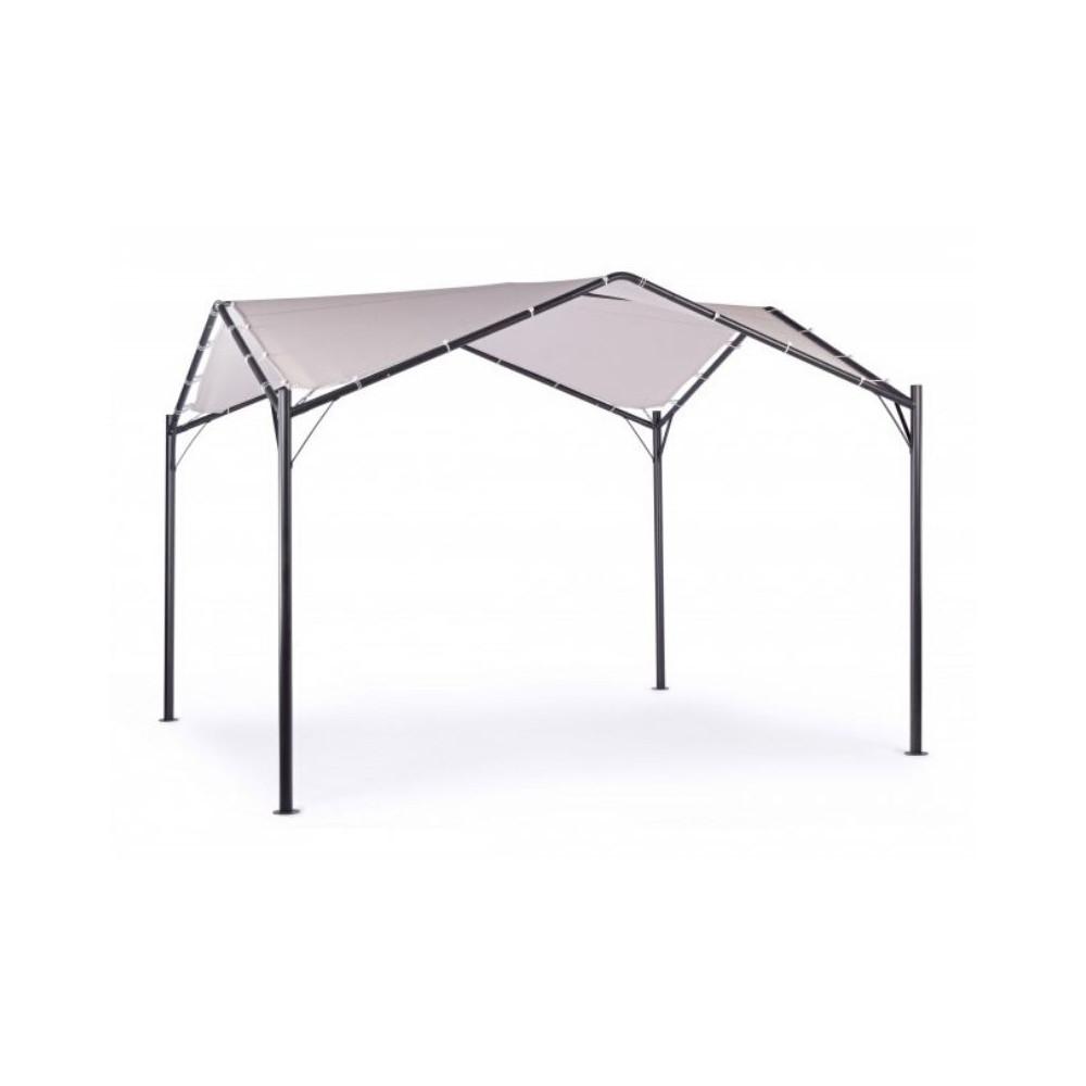 Gazebo Dome 3.5X3.5 struttura in acciaio