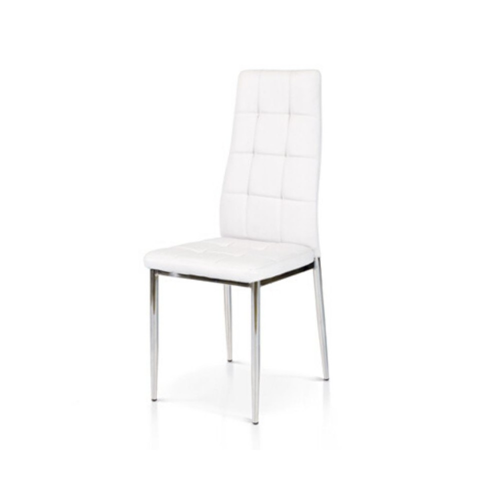 Sidney chair with metal frame and