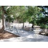 Bistrot Pacific outdoor table and 2
