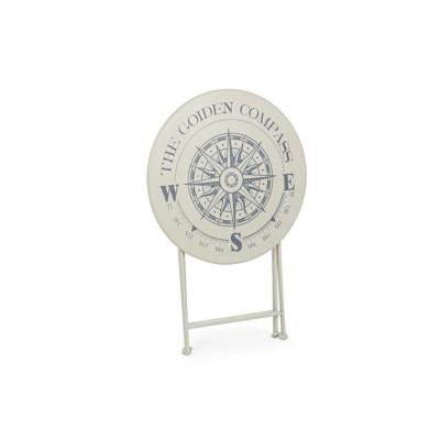 Bistrot Compass set tavolo e 2 sedie da