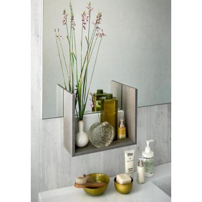 Kevin bathroom, space-saving 35 cm