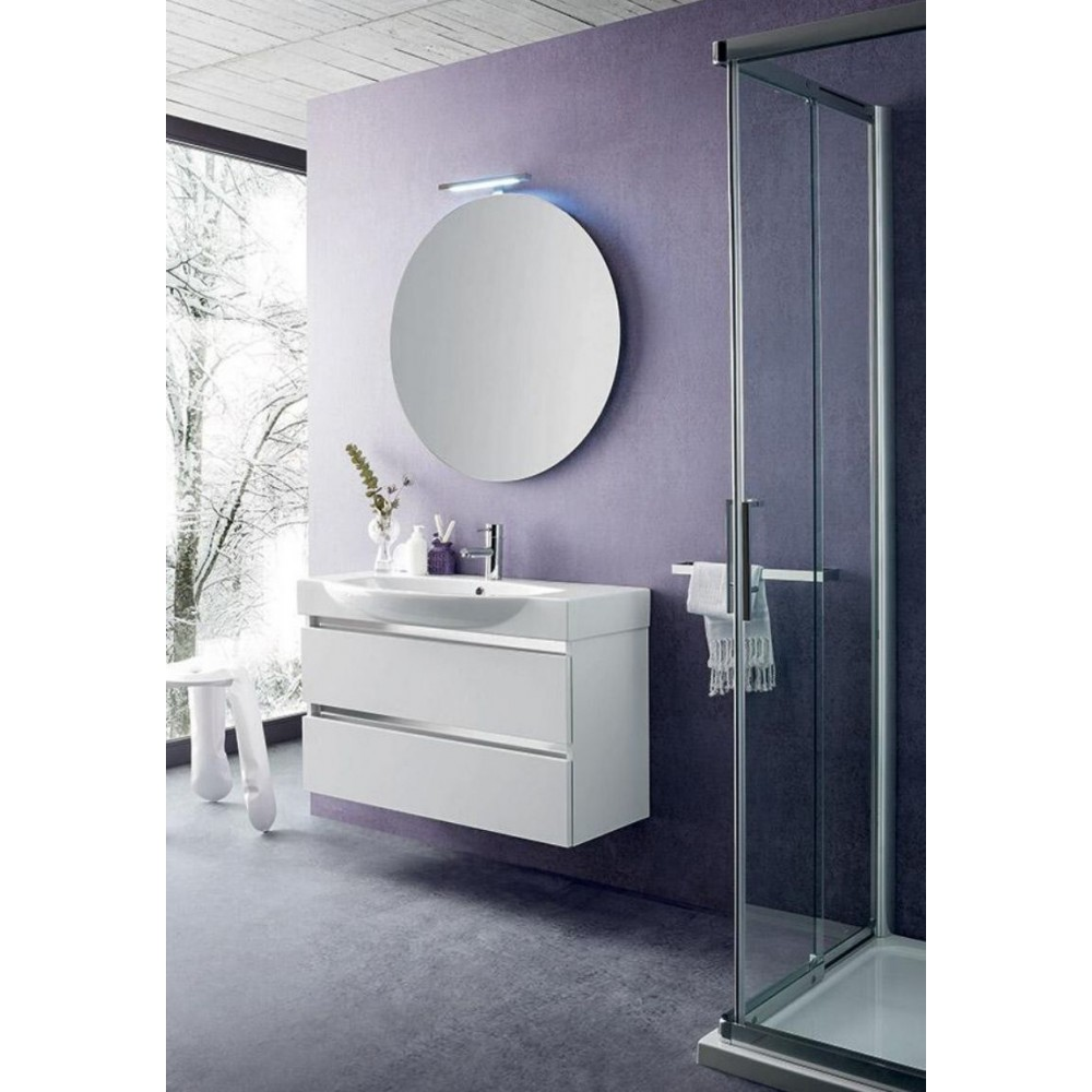 Deo bathroom, space-saving 35 cm depth,