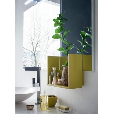 Nettuno bathroom depth 45 cm, Natural