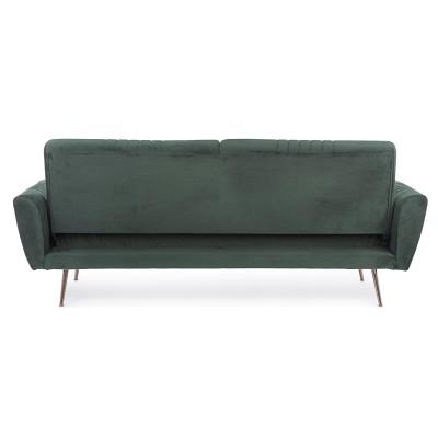 Johnny sofa bed with eucalyptus wood