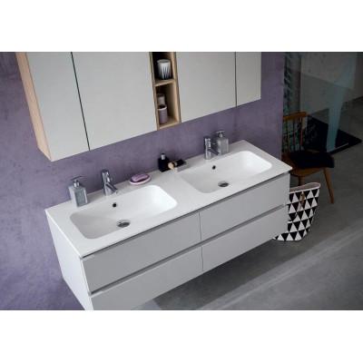 Goran bathroom depth 50 cm, color Glossy