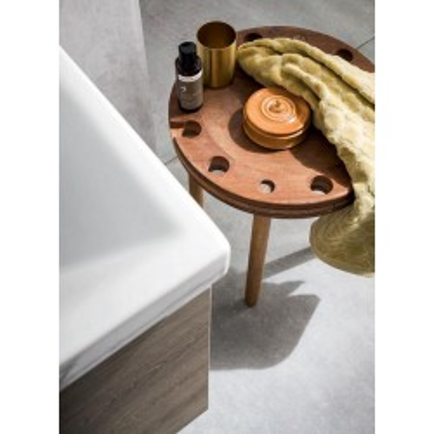 Lex bathroom depth 50 cm, knotted oak