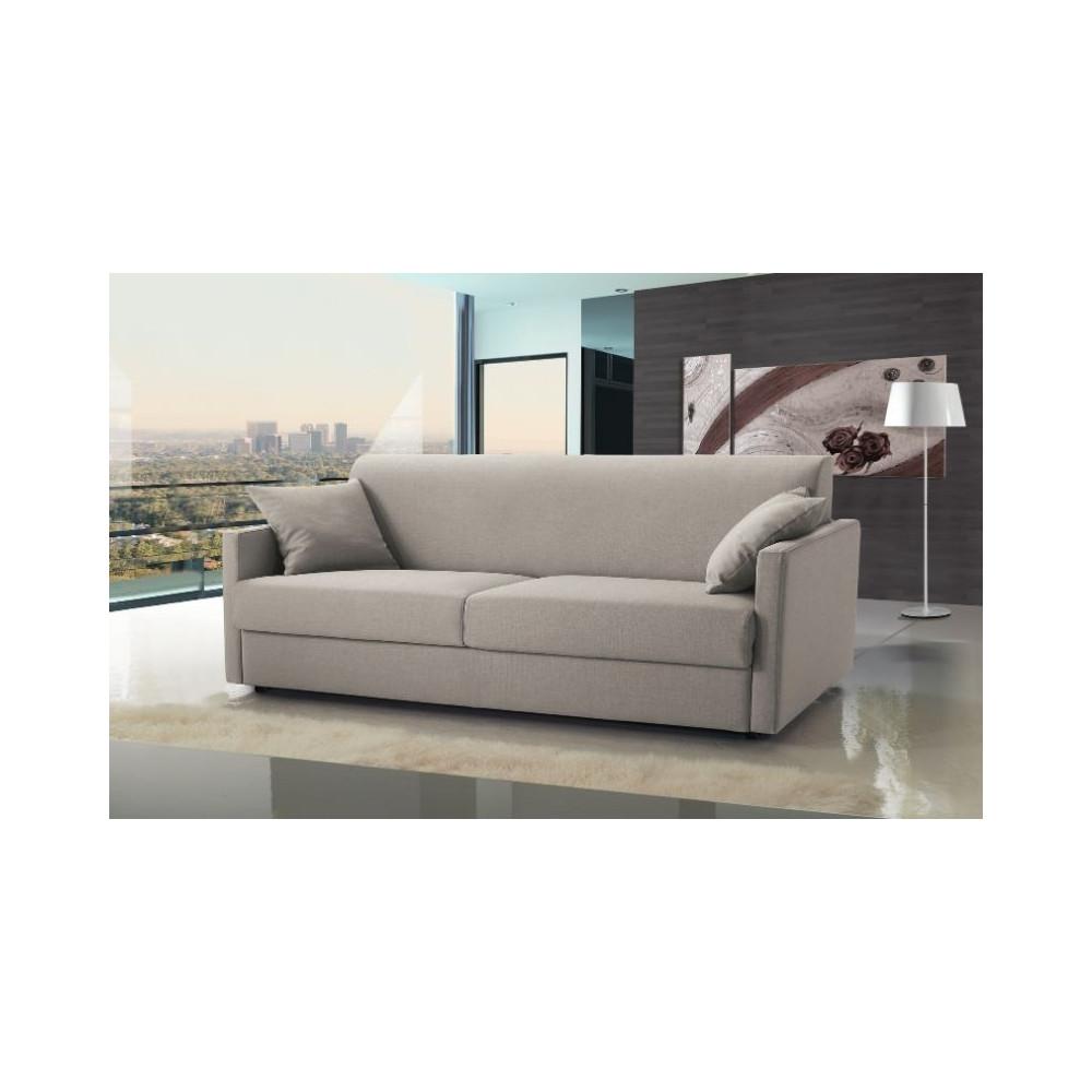 Margot sofa bed, high resistance steel