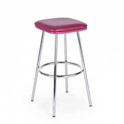 Agnes bar stool in red...
