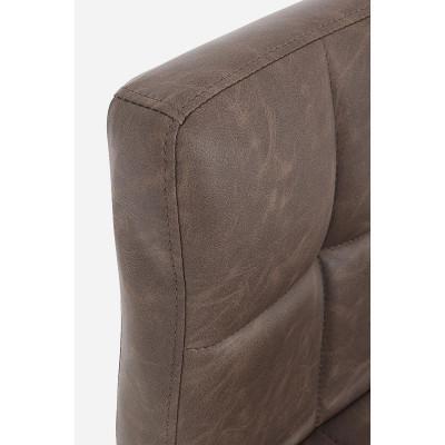 Greyson bar stool with imitation leather