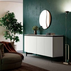 Groove sideboard, white...