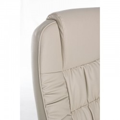 Dehli office armchair with imitation