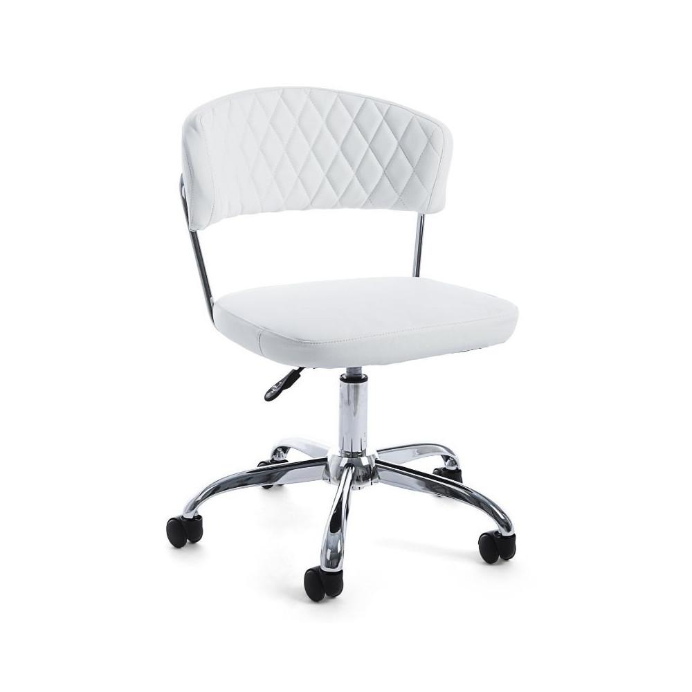 Nausica Pu office armchair in imitation