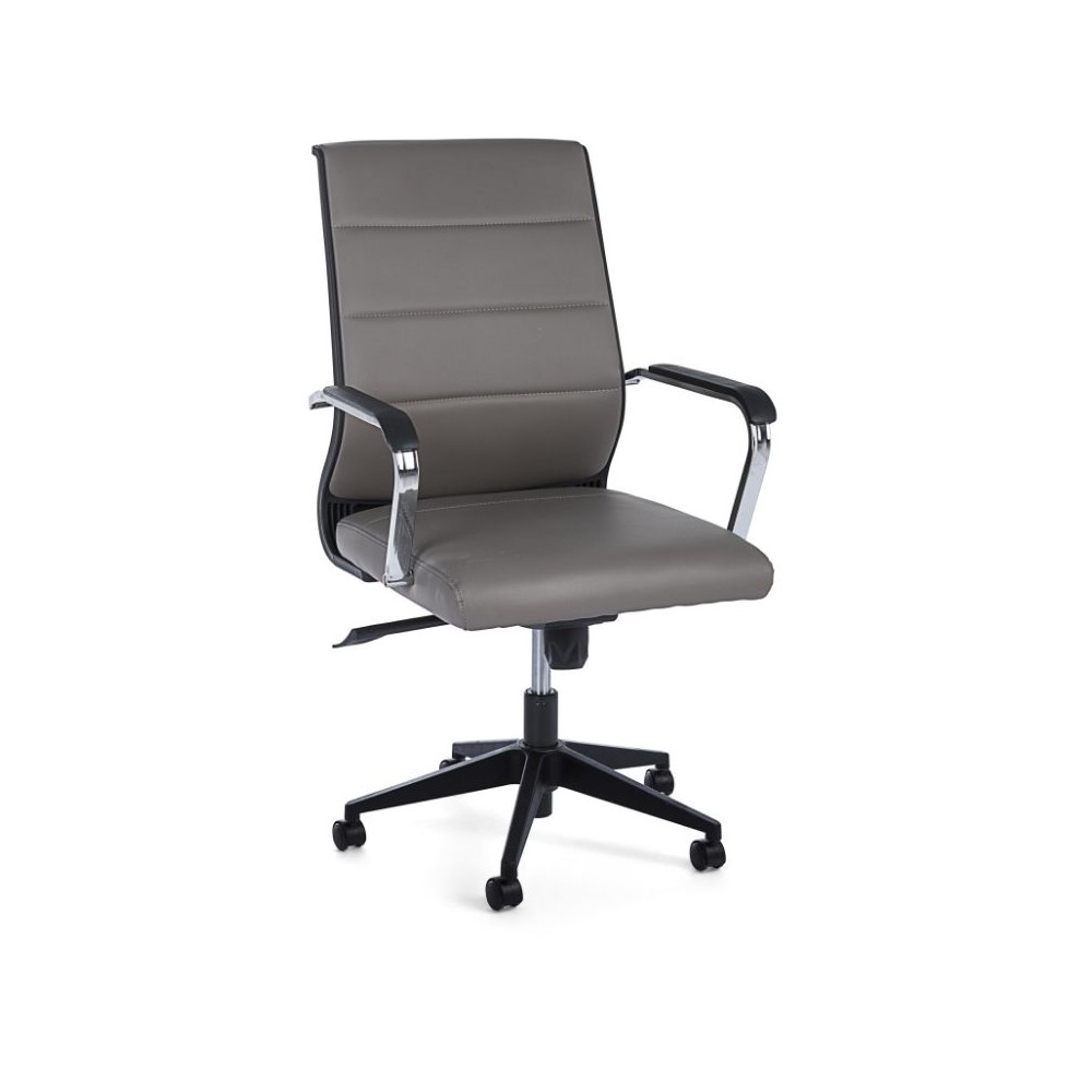Brent office armchair with imitation