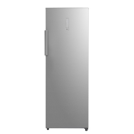 Midea Vertical Freezer Stainless Steel Finish Total No Frost Class A ++