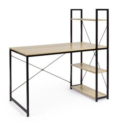 Elettra desk with open...