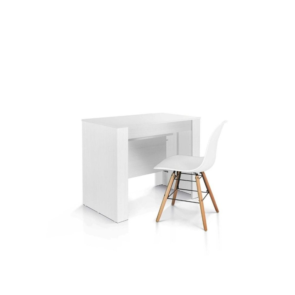 Elba console table with 4 extensions of