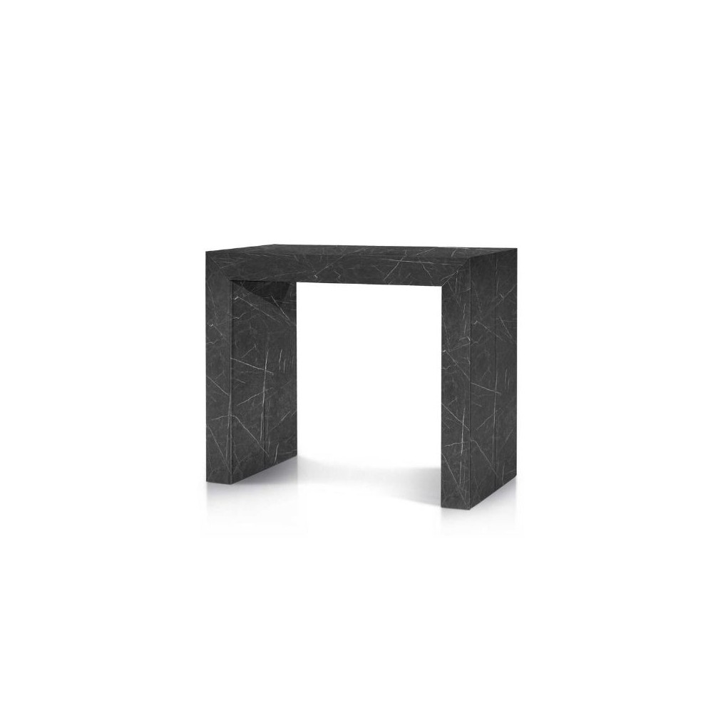 Elba console table with 5 extensions of