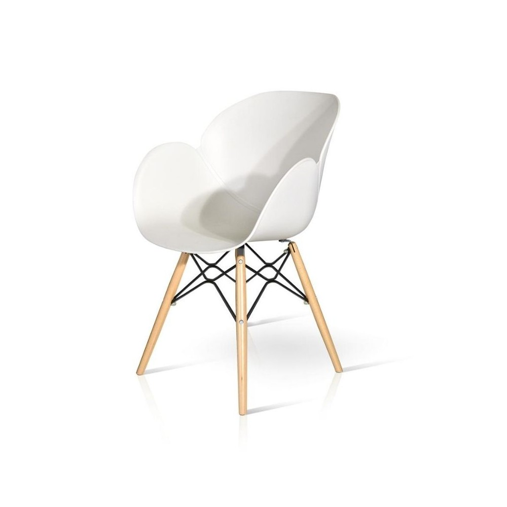 Philips chair in polypropylene with