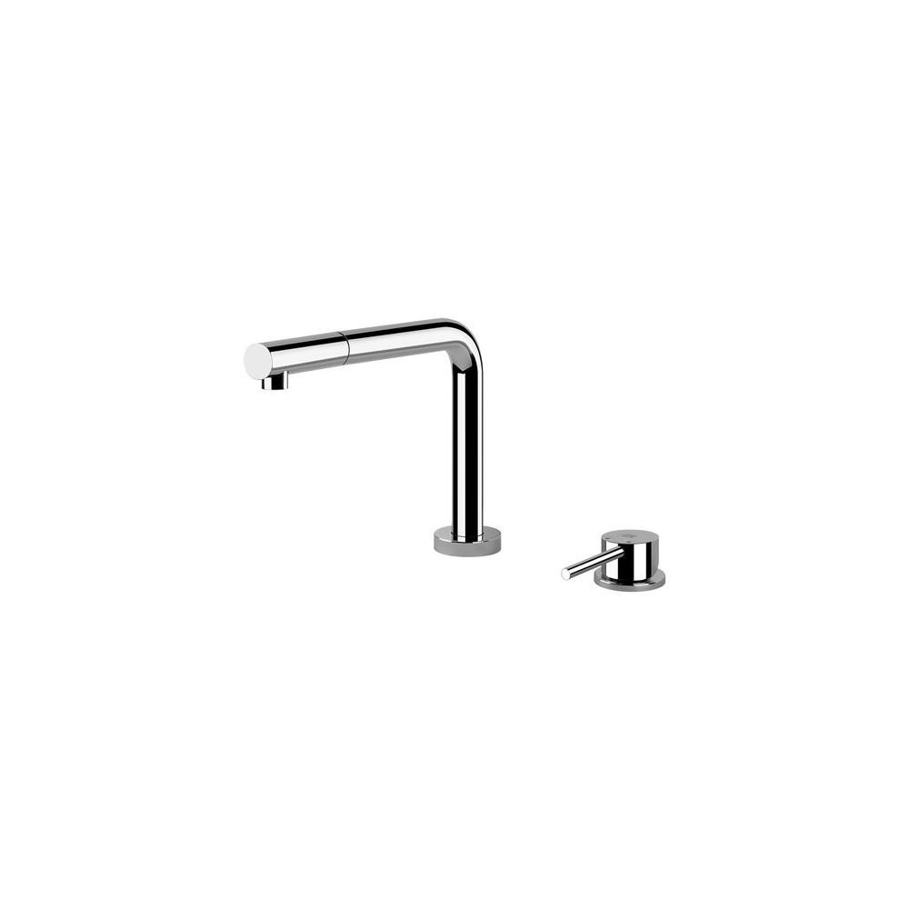 Sink mixer Gessi SU & GIU '50109