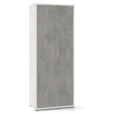 Doublè collection, 2-door cabinet